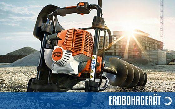 Erdbohrgeräte | Motorgeräte Halberstadt