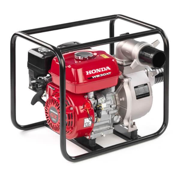 Honda Frischwasserpumpe Profi WB 30 mit Rahmen - 613539