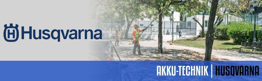 AKKU-WELT HUSQVARNA | MOTORGERÄTE HALBERSTADT