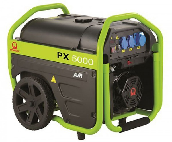 Pramac Stromerzeuger PX 5000 SHI - AVR 230V