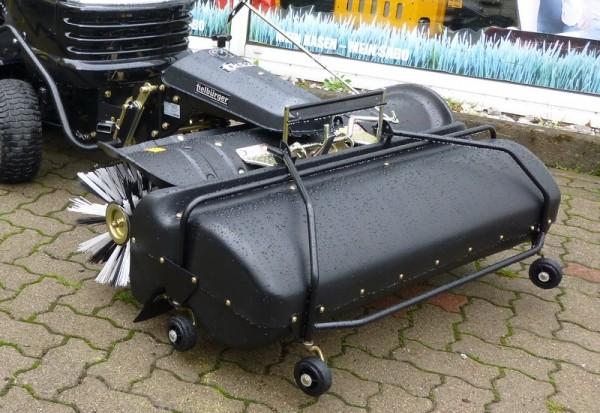 BLACK EDITION Tielbürger Kehrmaschine TK 520 mit Sammelbehälter