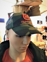 Husqvarna Fan-Cap 2020  Camouflage-Print