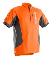 Husqvarna T-Shirt Technical Kurzarm orange