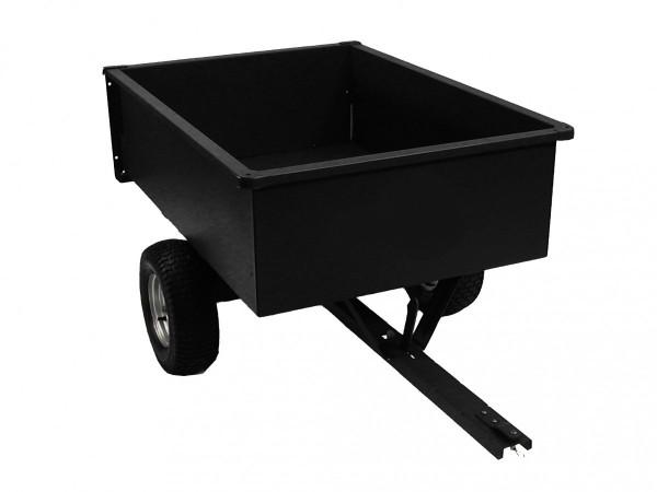 Black Edition Profi Gartenanhänger, Geräteanhänger max. 500 kg