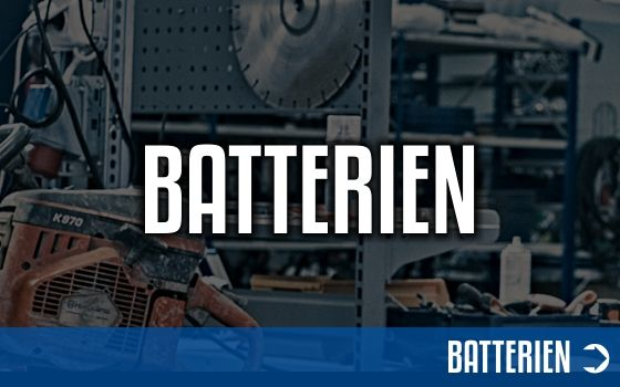 Batterien | Motorgeräte Halberstadt