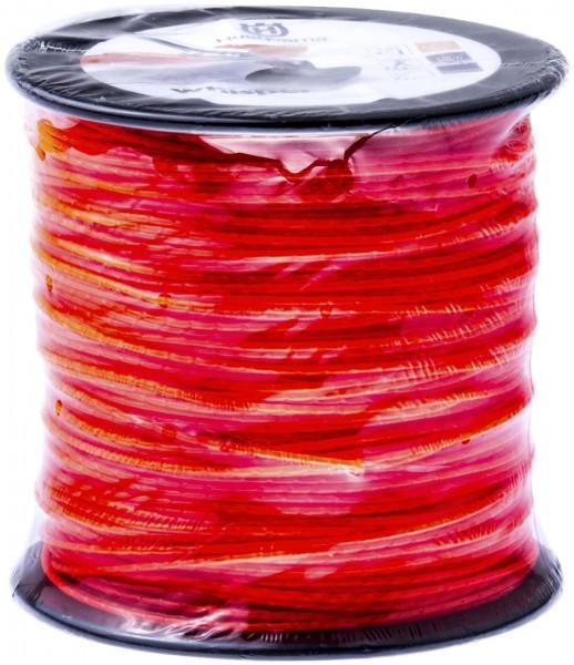 Husqvarna Trimmerfaden Whisper 2,4 mm 240 Meter Orange - 5784363-01