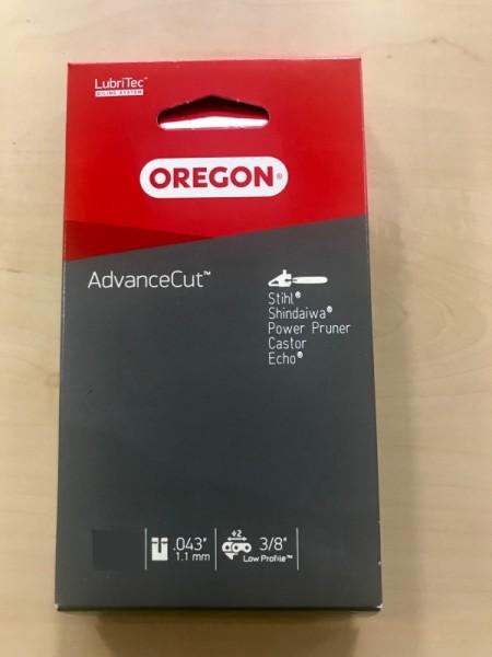 """Oregon Sägekette 90PX 3/8"""" 1,1 mm 55TG HM AdvanceCut™ - 90PX055E"""