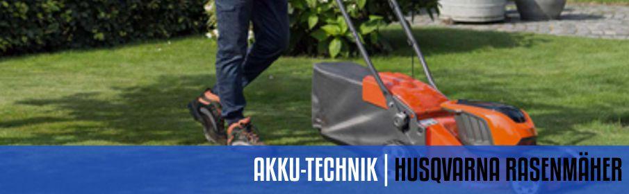 Husqvarna Akku-Rasenmäher
