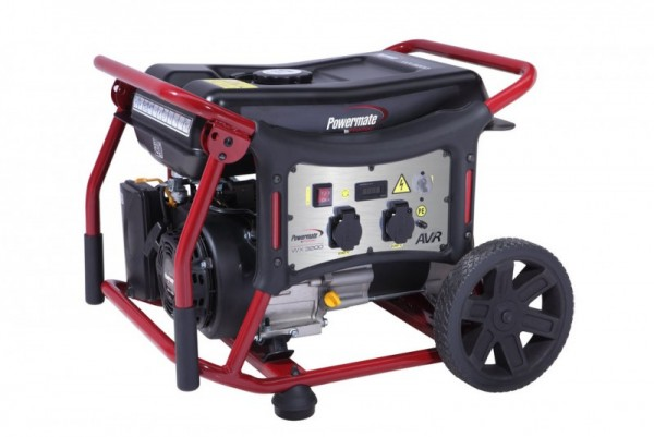 Pramac Stromerzeuger Powermate WX 3200 - PR242SXI000