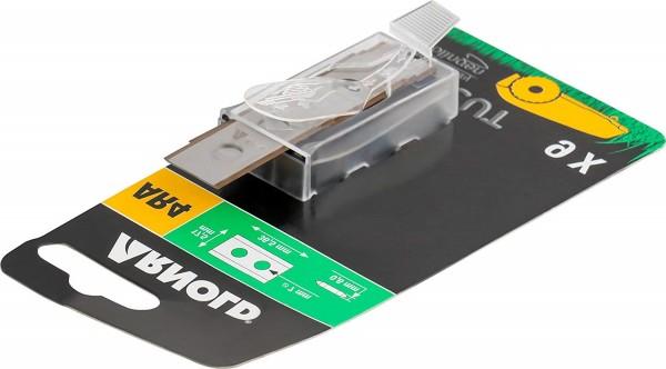 TiN-Cut Ersatzklingen passend für Worx Landroid Mähroboter, 9 Stück
