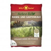 Wolf Garten Natura Bio Rasen- und Gartenkalk RG-K 200