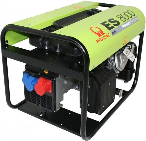 Stromerzeuger Pramac ES8000 THI - 400 Volt - PE652THI