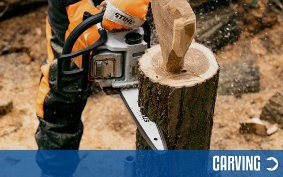 Motorsägen Zubehör - Carving   Motorgeräte Halberstadt