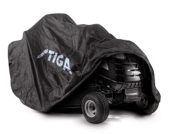 Stiga Abdeckplane mit Logo für Rider, Estate & Tornado Serie- 1134-9177-01