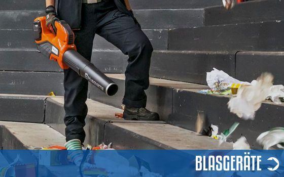 Akku Blasgeraete Husqvarna - Sortiment