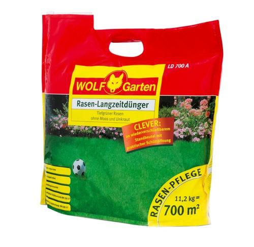 Wolf Garten Rasen-Langzeitdünger LD 700 A