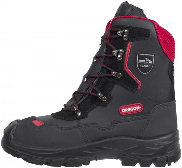 Oregon Yukon® Schnittschutzstiefel aus Leder Klasse 1 (20 m/s) - 295449
