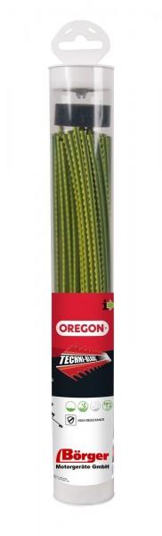 Oregon Freischneidefaden Techni-Blade™ 6,0 mm x 26 cm Gelb