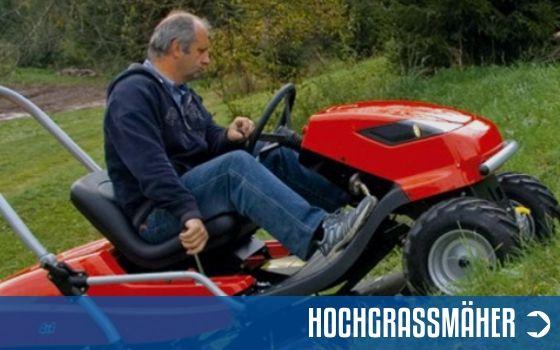 Zum Hochgrassmäher - Sortiment