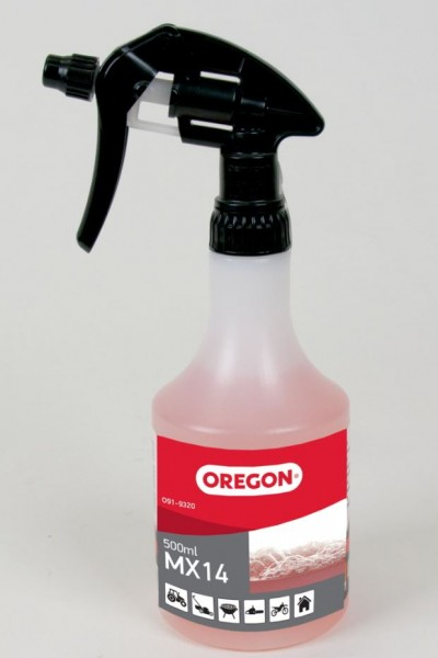 Oregon Motorsägenreiniger MX14 - 500 ml Zerstäuber - O91-9320