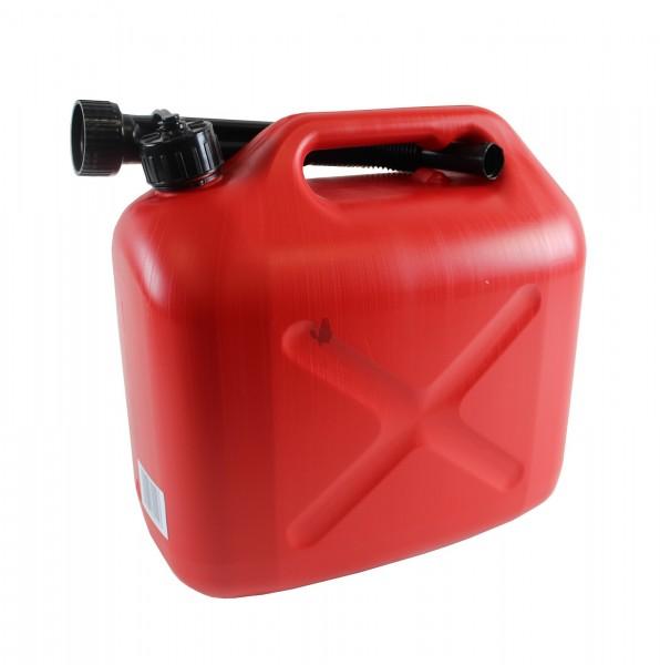 Kunststoff Kanister mit Ausgießer 10 Liter