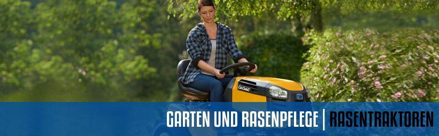 RASENTRAKTOREN | MOTORGERÄTE HALBERSTADT