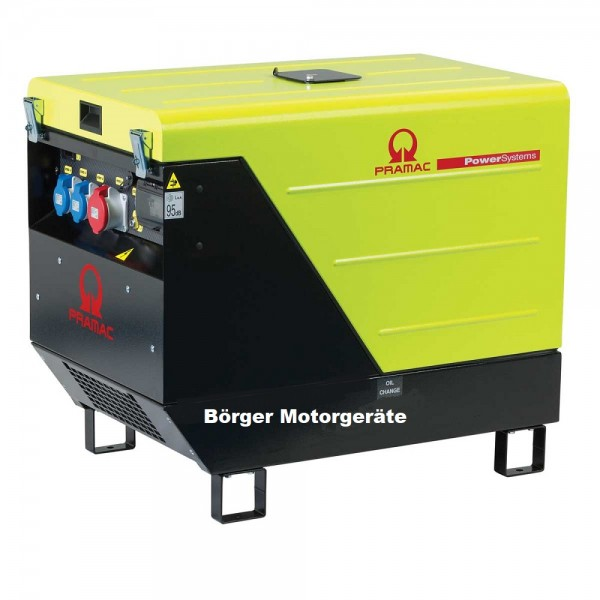 Stromerzeuger Pramac P12000 THB - 400 Volt ISO AVR - PF123THB