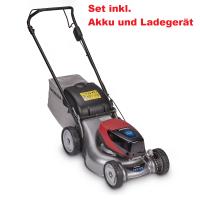 Honda Akku-Rasenmäher HRG416 XB - inkl. Akku 4.0 Ah und Ladegerät