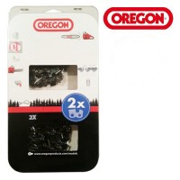 "Oregon Sägekette 21LPX 325"" 1,5 mm 56TG VM PowerCut™ 33 cm 2 Stück - 21LPX056E"