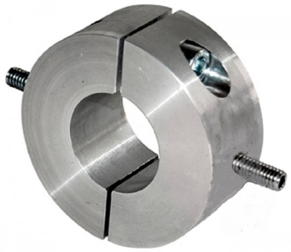 Schutzhaubenhaltersatz 60 x 30 mm für Wildkrautbürsten Schutzhaube