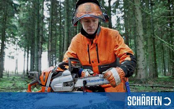 Motorsägen Zubehör - Schärfen | Motorgeräte Halberstadt