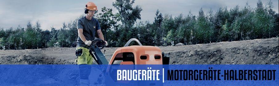 BAUGERÄTE | MOTORGERÄTE HALBERSTADT