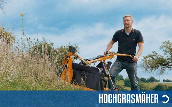 Hochgrasmäher | Börger Motorgeräte