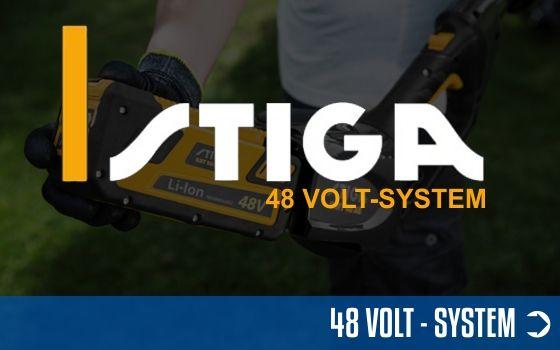 48 Volt Akku-Technik | Motorgeräte Halberstadt