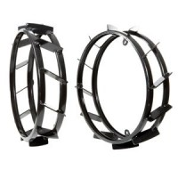 Bertolini Paar Metallsternräder für 4.00-10 - L0033800