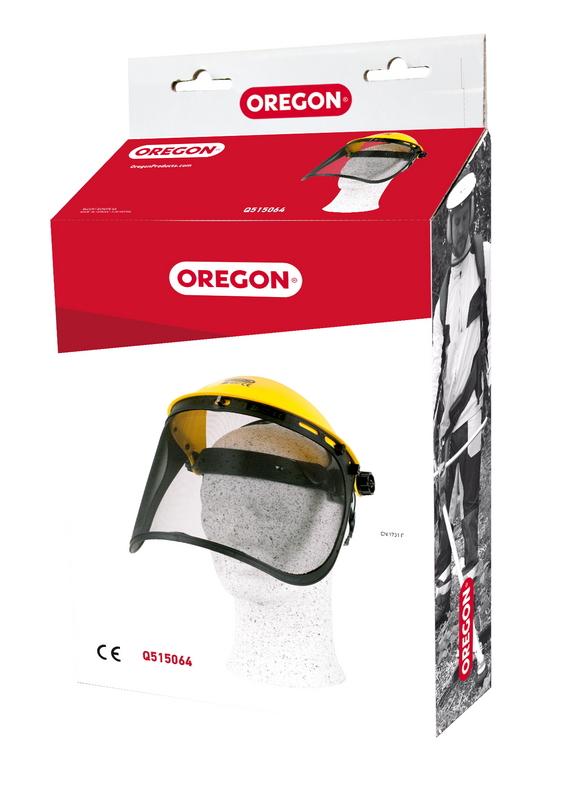Maschenvisier Oregon 515065 Gesichtsschutz m