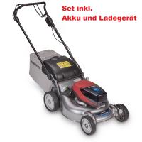 Honda Akku-Rasenmäher HRG466 XB SE - inkl. Akku 6.0 Ah und Ladegerät