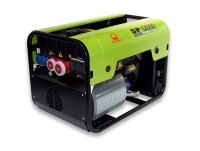 Stromerzeuger Pramac SP12000 THB - 400 Volt - PD133THB