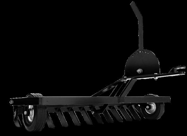 Husqvarna Schotterharke 110cm - Anhänger - Modell 2021
