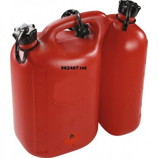 Oregon Doppelkanister Rot 5 L + 3 L Waipoua® Eco - 562407