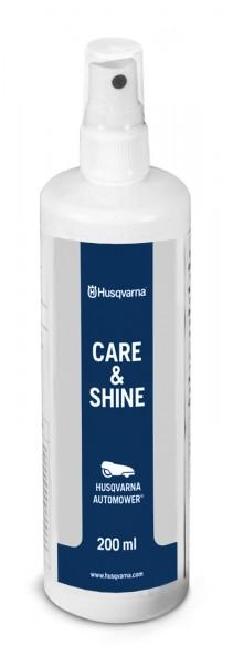 Husqvarna Care & Shine Pflege und Glanzspray - 200ml