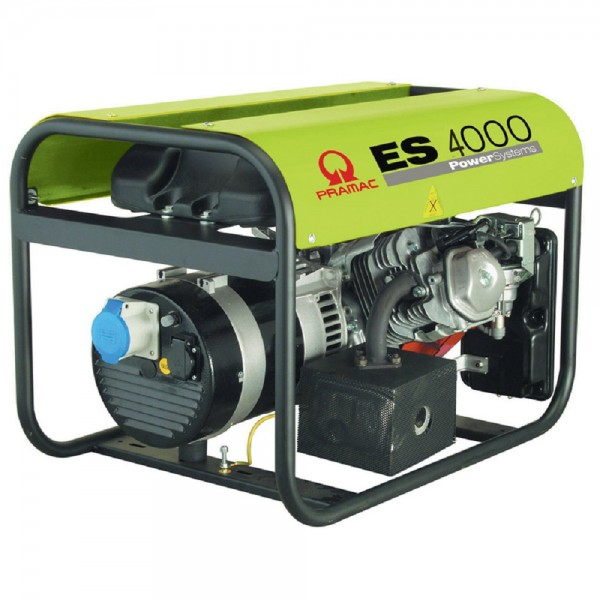 Stromerzeuger Pramac ES4000 SHI - 230 Volt PE292SHI