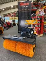 Stiga Kehrmaschine SWS 600 GE - Schneekehrmaschine mit Beleuchtung