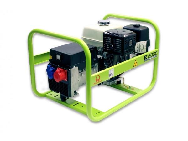 Stromerzeuger Pramac E8000 THI - 400 Volt - PA702THI