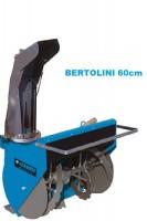 Bertolini Schneefräse 60cm zweistufig für B 141 & B103 - 1977135