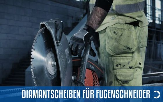 Fugenschneider - Sortiment