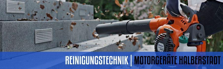 REINIGUNGSTECHNIK | MOTORGERÄTE HALBERSTADT