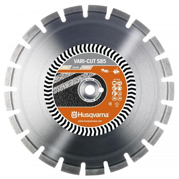 Husqvarna Diamantscheibe VARI-CUT S85 abrasiv Ø 500 mm - 579 80 96-60