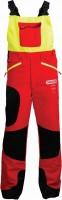 Oregon Waipoua® III Schnittschutz Latzhose Rot/Gelb - 295470