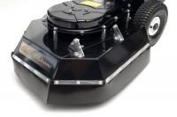 BLACK EDITION Tielbürger - seitliche Abdeckung für Wildkrautbürste BW 500